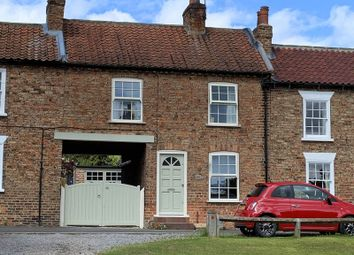 Thumbnail 3 bed cottage for sale in Uppleby, Easingwold, York