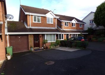 Thumbnail 3 bed link-detached house for sale in Highland Mews, Coseley, West Midlands, .