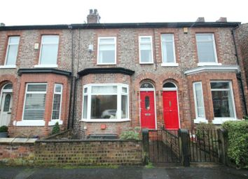 Thumbnail 2 bed terraced house for sale in Massey Road, Sale