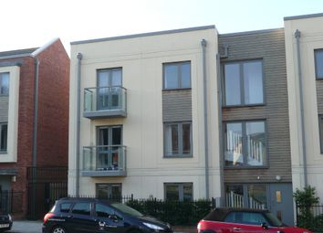Thumbnail 1 bed flat to rent in Granby Way, Plymouth