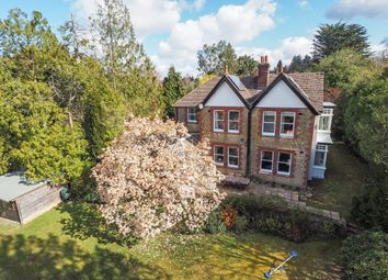 Hill Brow Road, Hill Brow, Liss GU33. 5 bed detached house for sale