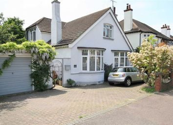 Thumbnail 3 bed detached house for sale in Woodfield Gardens, Leigh-On-Sea, Essex