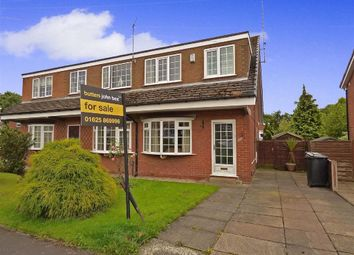 Thumbnail 3 bed semi-detached house for sale in St Austell Avenue, Macclesfield, Cheshire