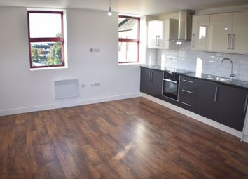 Thumbnail Studio to rent in Flat 37, Lincoln Road, Peterborough