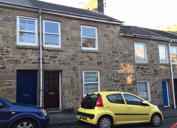 Thumbnail 2 bed property to rent in Penlee Street, Penzance