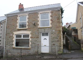 Thumbnail 3 bed detached house to rent in Station Road, Upper Brynamman, Ammanford