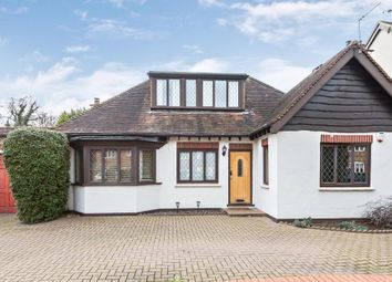 Thumbnail 4 bed detached house to rent in Charlton Avenue, Hersham