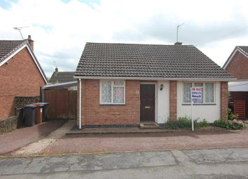Thumbnail 2 bed detached bungalow for sale in Princess Road, Hinckley