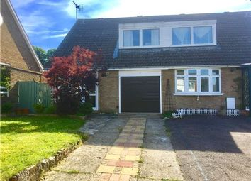 Thumbnail 3 bed semi-detached bungalow for sale in Pontoise Close, Sevenoaks, Kent