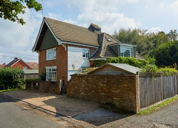Thumbnail 4 bed detached house for sale in Church Road, Kilndown