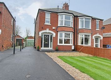 Thumbnail 3 bedroom semi-detached house for sale in Woodhall Way, Beverley