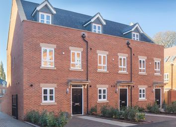 "Thumbnail 3 bedroom end terrace house for sale in ""Kirkwood"" at Fetlock Drive, Newbury"