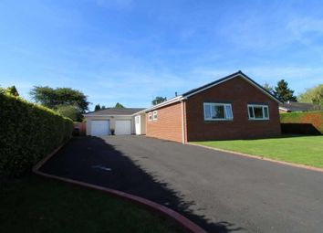 Thumbnail 3 bed detached bungalow for sale in Pembroke Drive, Darras Hall, Newcastle Upon Tyne, Northumberland