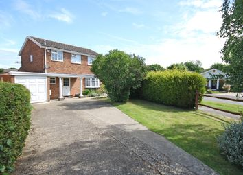 Thumbnail 3 bed detached house for sale in The Cravens, Smallfield, Horley, Surrey