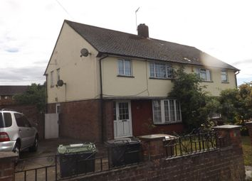 Thumbnail 3 bedroom semi-detached house to rent in Whipperley Way, Luton