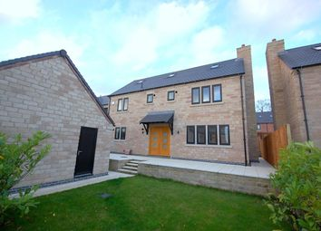 Thumbnail 5 bed detached house for sale in Darne Mews Main Road, Hulland Ward, Ashbourne