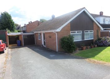 Thumbnail 3 bed detached bungalow to rent in Lightwood Road, Yoxall, Burton-On-Trent