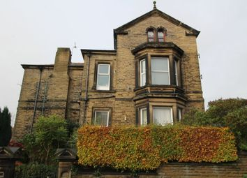 Thumbnail 2 bedroom flat to rent in Park Drive, Huddersfield