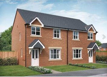 Thumbnail 3 bed semi-detached house to rent in Manor House Court, Stonegravels