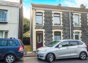 Thumbnail 3 bed end terrace house for sale in Cyd Terrace, Clyne, Neath