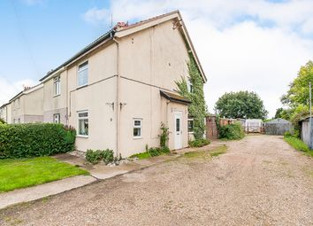 Thumbnail 3 bed semi-detached house for sale in Main Road, Gedney Drove End, Spalding