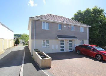 Thumbnail 3 bed semi-detached house to rent in The Dell, Plympton, Plymouth