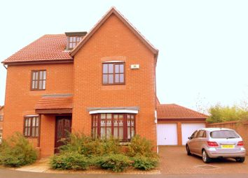 Thumbnail 5 bed detached house to rent in Clare Croft, Middleton, Milton Keynes