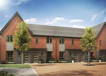 "Thumbnail 2 bed semi-detached house for sale in ""The Cornwall"" at Austin Way, Birmingham"