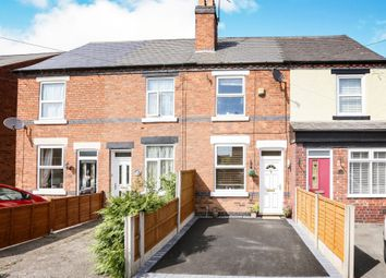 Thumbnail 2 bedroom terraced house for sale in Manor Road, Stourport-On-Severn