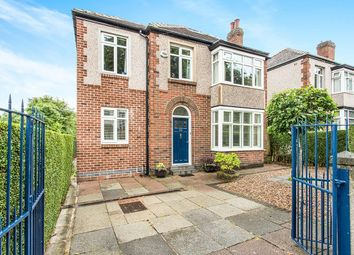 Thumbnail 3 bed detached house for sale in Warminster Road, Sheffield