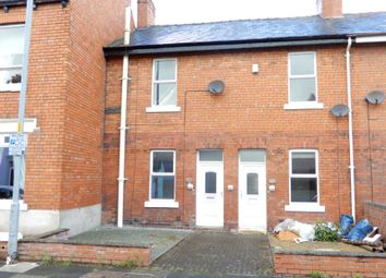 Thumbnail 2 bed terraced house for sale in 117 Greystone Road, Carlisle, Cumbria