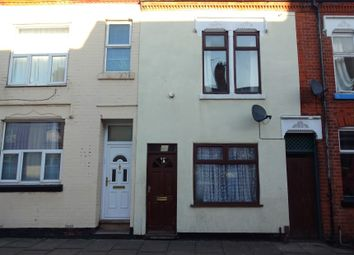 Thumbnail 2 bed terraced house for sale in Beatrice Road, Off Fosse Road North, Leicester