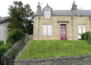 Thumbnail 2 bed semi-detached house for sale in 6 Glebe Terrace, Selkirk