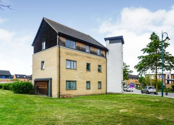 Thumbnail 2 bed flat for sale in West Lake Avenue, Peterborough