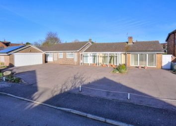 Thumbnail 3 bed bungalow for sale in Tithe Close, Codicote, Hitchin