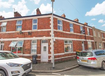 Thumbnail 3 bed terraced house for sale in Corelli Street, Newport