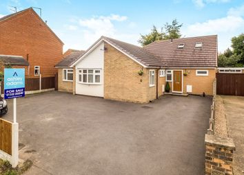 Thumbnail 4 bed detached bungalow for sale in Derby Road, Aston-On-Trent, Derby