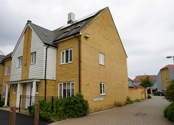 Thumbnail 4 bed end terrace house to rent in Sir Henry Brackenbury Road, Ashford