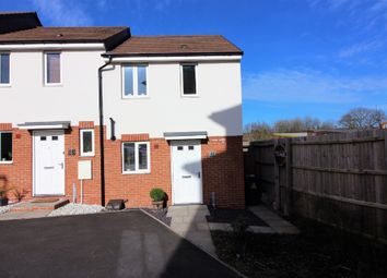 Thumbnail 2 bedroom town house for sale in Lakelot Close, Willenhall