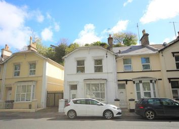Thumbnail 2 bed flat to rent in Lymington Road, Torquay
