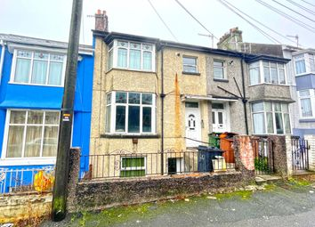 Thumbnail 4 bed terraced house for sale in Old Laira Road, Laira, Plymouth