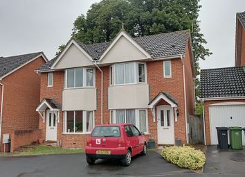 Thumbnail 2 bed semi-detached house to rent in Foxglove Drive, Trowbridge
