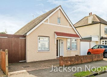 Thumbnail 3 bed detached bungalow for sale in Belfield Road, West Ewell, Epsom