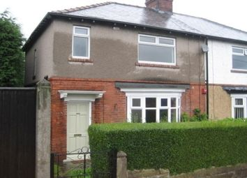Thumbnail 3 bed semi-detached house to rent in Laird Road, Wadsley