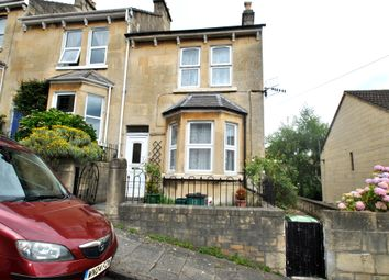 Thumbnail 2 bedroom end terrace house for sale in Clarence Street, Bath