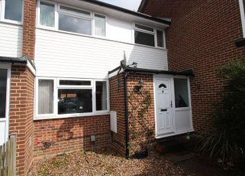 Thumbnail 3 bed terraced house to rent in Hazel Drive, Woodley, Reading