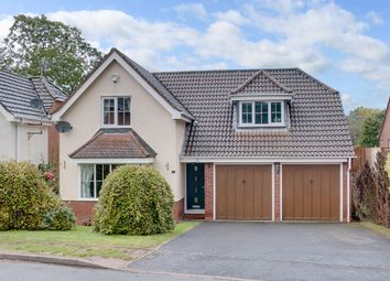 Thumbnail 5 bed detached house for sale in Badger Brook Lane, Astwood Bank, Redditch