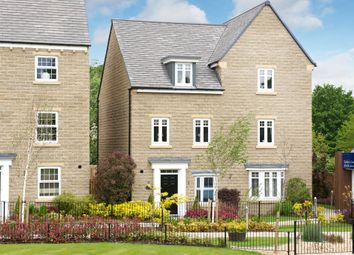 "Thumbnail 4 bed semi-detached house for sale in ""Millwood"" at Wakefield Road, Lightcliffe, Halifax"