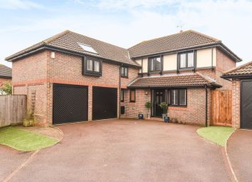Thumbnail 5 bedroom detached house for sale in Lovelace Close, Abingdon