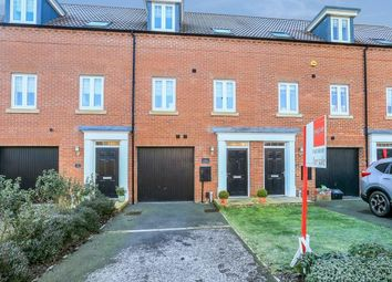 Thumbnail 3 bed terraced house for sale in Larch Close, Knaresborough, North Yorkshire, Na